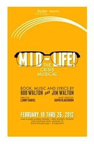 Midlife! the crisis musical by Tex-Arts