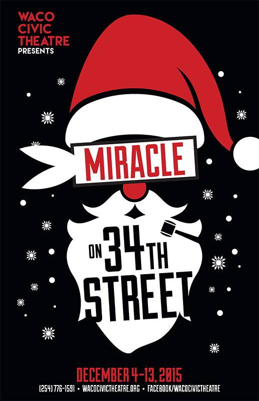 Miracle on 34th Street by Waco Civic Theatre