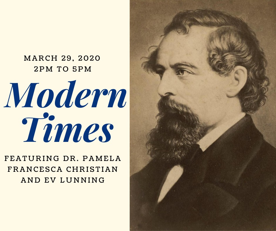 Modern Times - Charles Dickens & Texas by Neill-Cochran House Museum