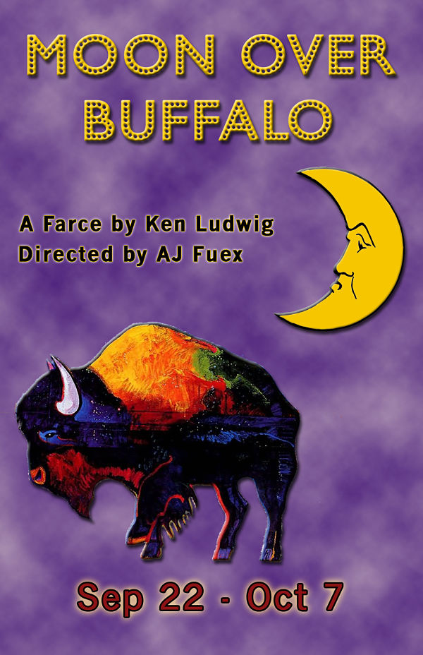 Moon Over Buffalo by Gaslight Baker Theatre