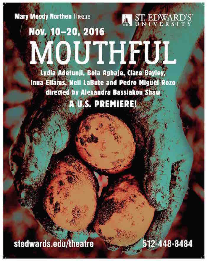 Mouthful by Mary Moody Northen Theatre