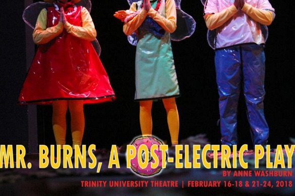 Mr. Burns, A Post-Electric Play by Trinity University