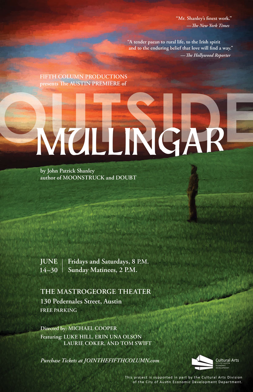 Outside Mullingar by Reverie Theatre Company