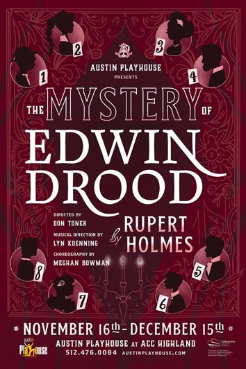 The Mystery of Erwin Drood by Austin Playhouse