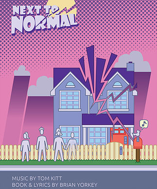 Next to Normal by Ground Floor Theatre