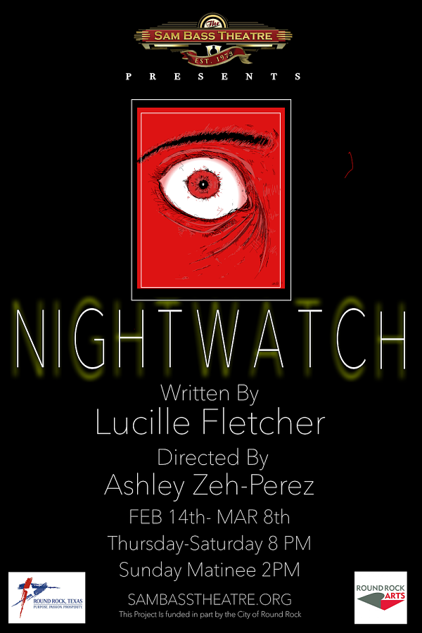 Nightwatch by Sam Bass Community Theatre