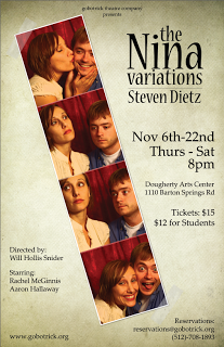 The Nina Variations by Gobotrick Theatre Productions