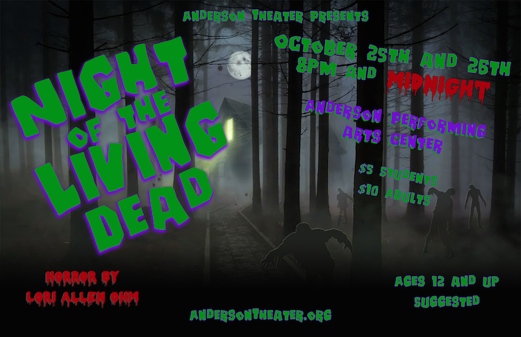 Night of the Living Dead (Anderson HS) by Anderson HS Theater Department