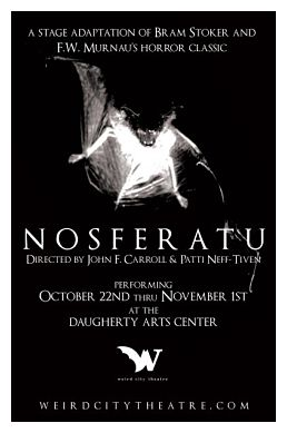 Nosferatu by Weird City Theatre