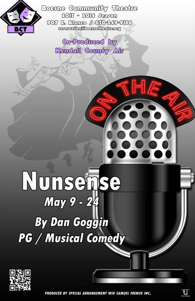 Nunsense by Boerne Community Theatre