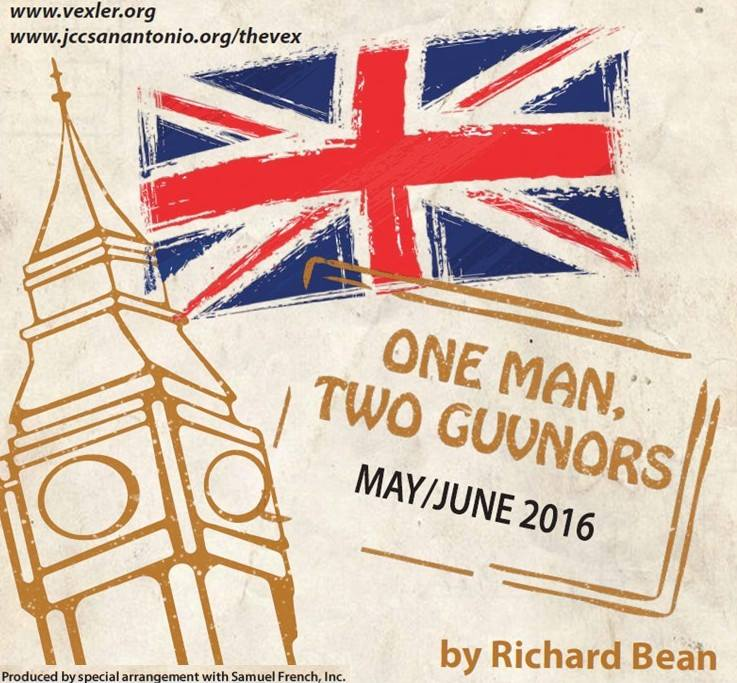 One Man, Two Guvnors by Vexler Theatre