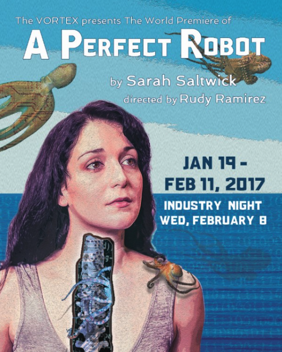 A Perfect Robot by Vortex Repertory Theatre