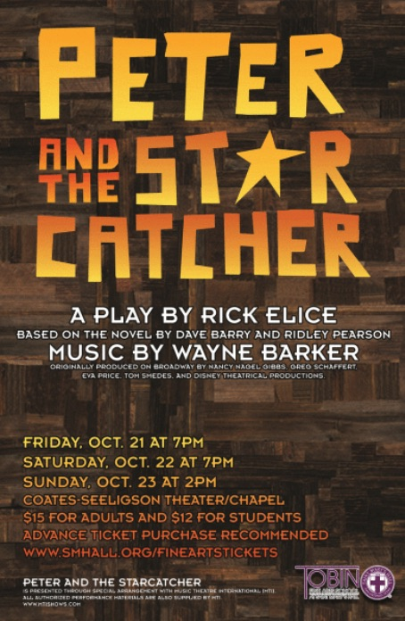 Peter and the Starcatcher by Saint Mary's Hall Fine Arts Department