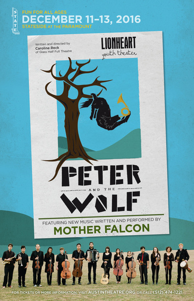 Peter and the Wolf by Lionheart Youth Theatre