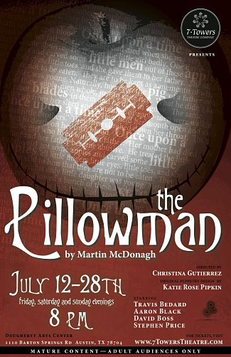 The Pillowman by 7 Towers Theatre Company