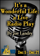 It's A Wonderful Life, a Live Radio Play by Austin Playhouse