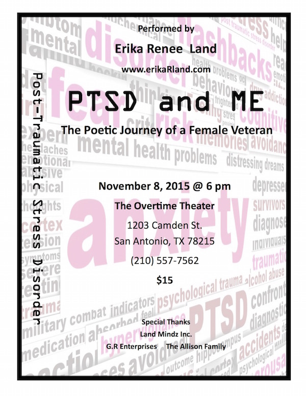 PTSD and Me by Overtime Theater
