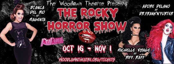 The Rocky Horror Show by Woodlawn Theatre