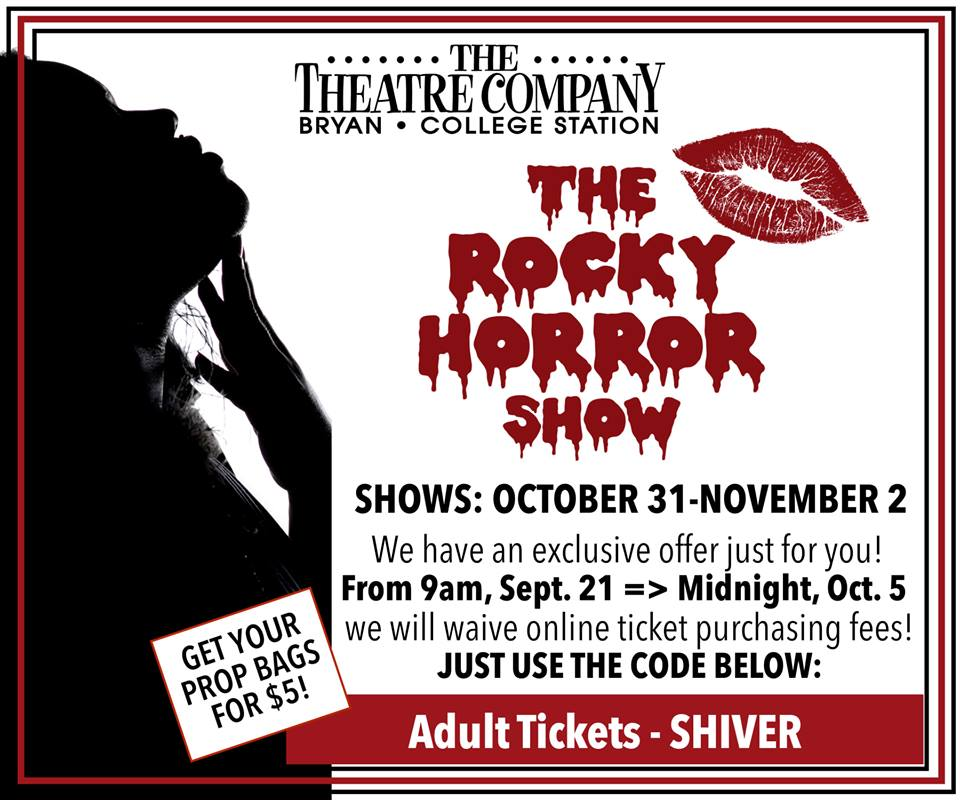 The Rocky Horror Show by The Theatre Company