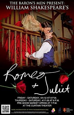 Romeo and Juliet by The Baron's Men
