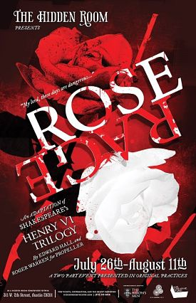 Rose Rage by Hidden Room Theatre