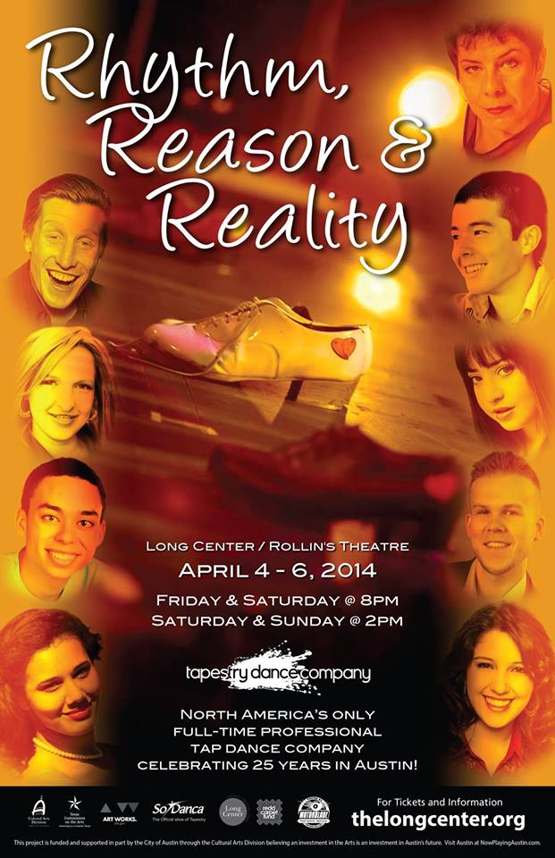 Rhythm, Reason & Reality by Tapestry Dance Company