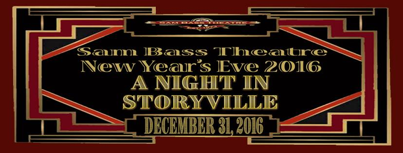 An Evening in Storyville - A Night of  Burlesque by Sam Bass Community Theatre