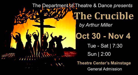 The Crucible by Texas State University