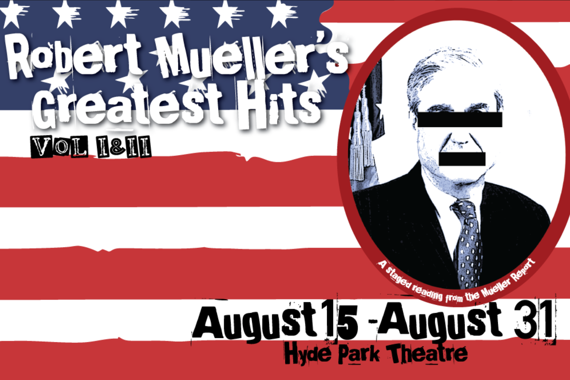 Robert Mueller's Greatest Hits, Vols. I and II by Capital T Theatre