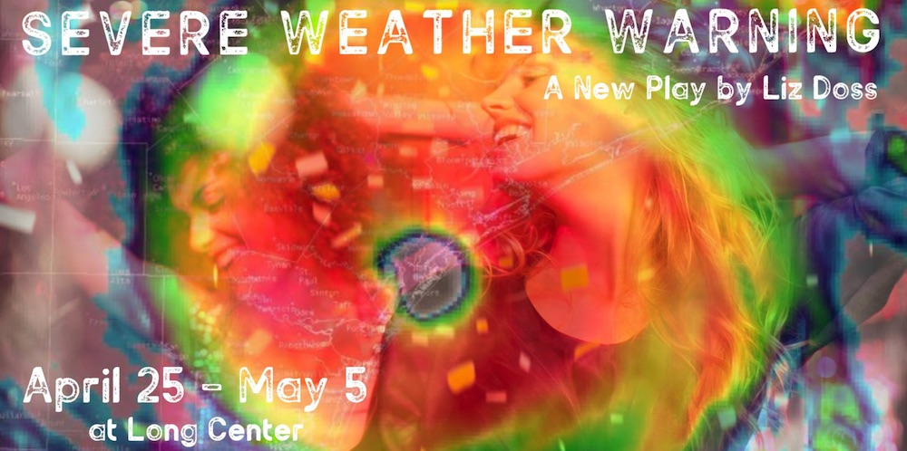 Auditions for Severe Weather Warning, A Wild Comedy, by Theatre en Bloc