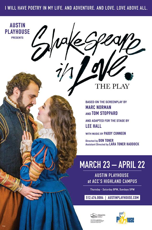 Shakespeare in Love by Austin Playhouse