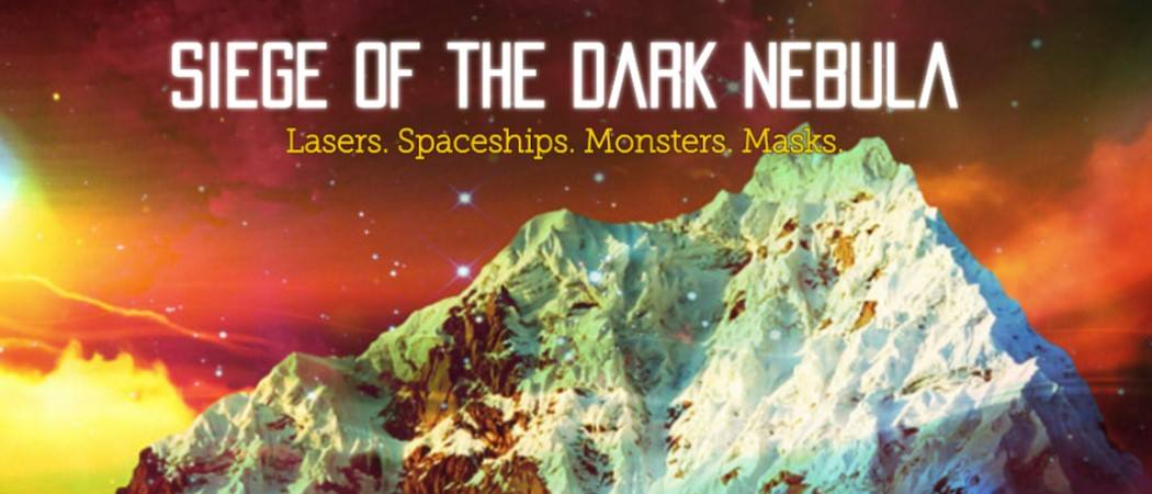 Siege of the Dark Nebula by La Fenice