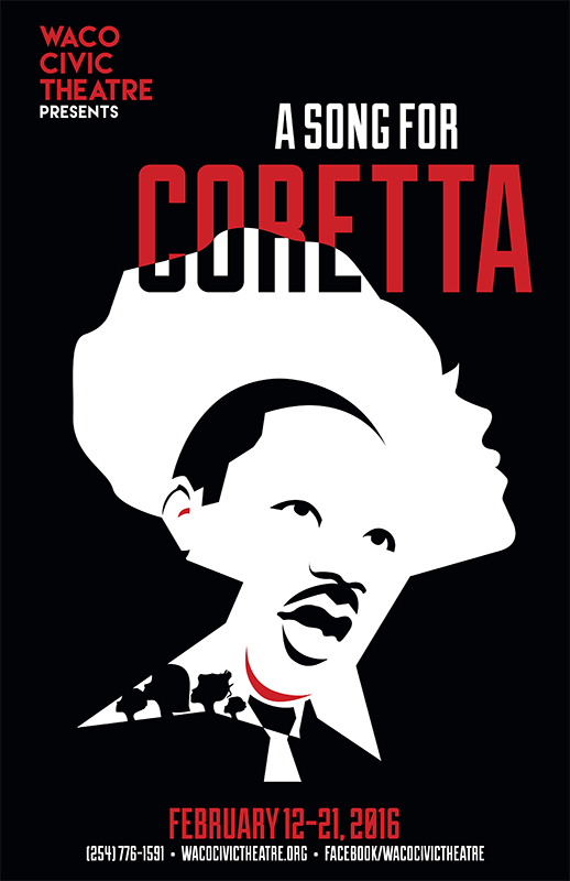 A Song for Coretta by Waco Civic Theatre