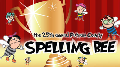 The 25th Annual Putnam County Spelling Bee by San Antonio College