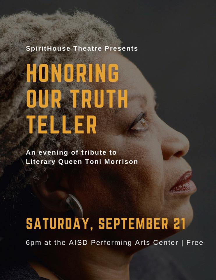 Honoring Our Truth Teller by SpiritHouse Theatre