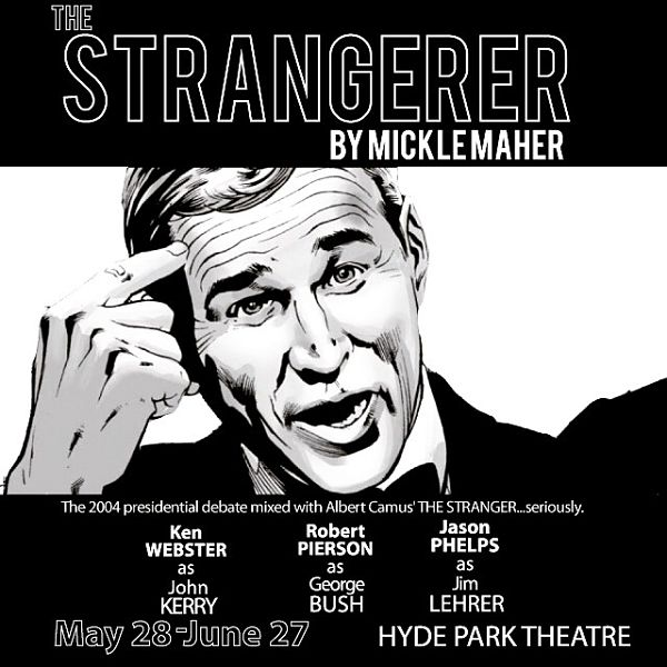 The Strangerer by Capital T Theatre