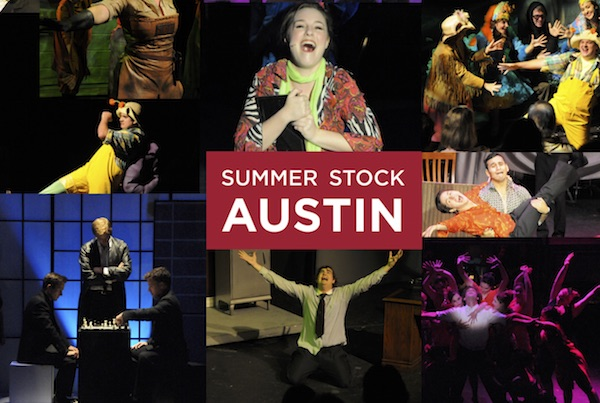 Auditions for 2015 musicals, by SummerStock Austin