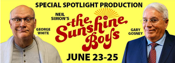 The Sunshine Boys by Temple Civic Theatre