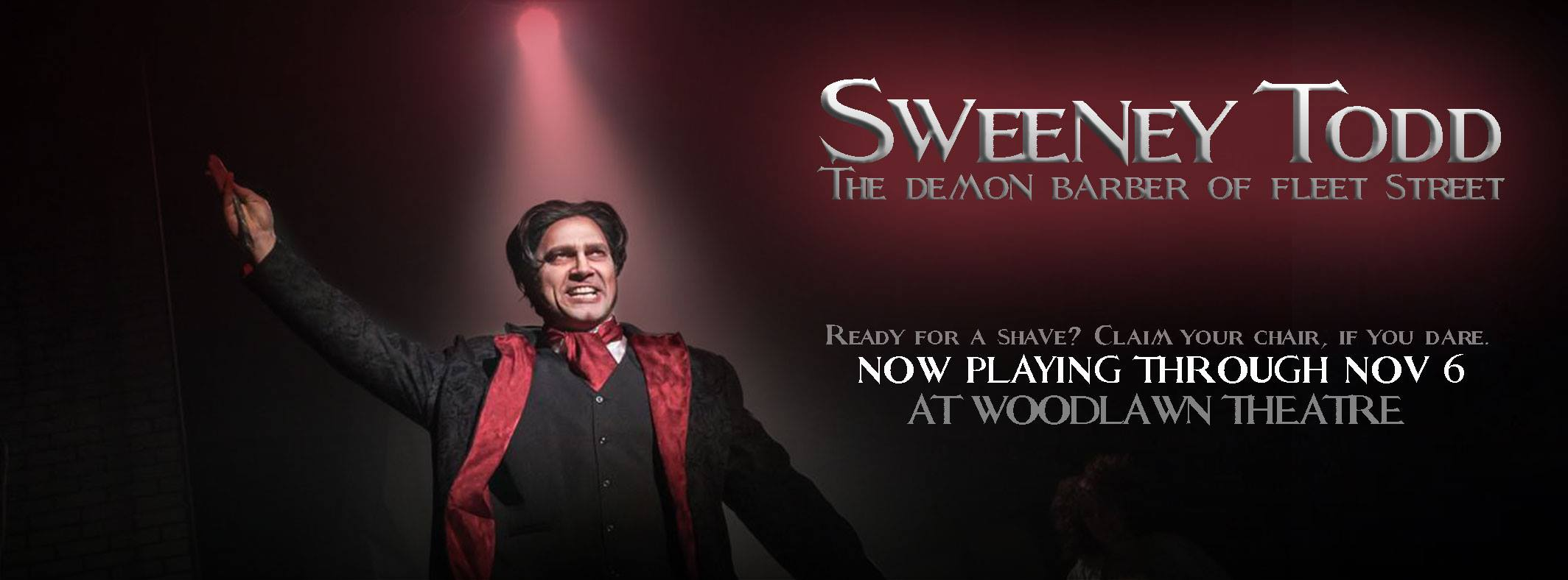 Sweeney Todd by Woodlawn Theatre