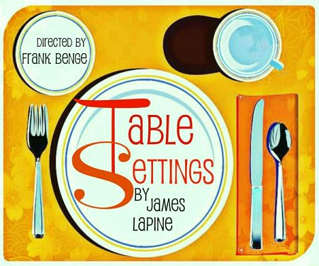 Table Settings by Sam Bass Community Theatre