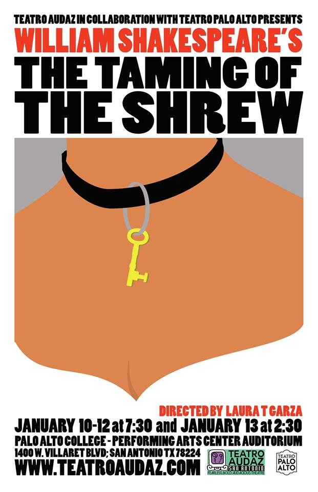 The Taming of the Shrew by Teatro Audaz
