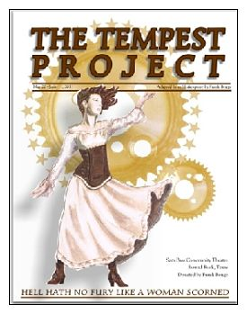 The Tempest Project by Sam Bass Community Theatre