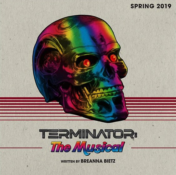Terminator, the musical by Fallout Theatre