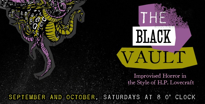 Auditions for The Black Vault, by Euodyne Immersive Collective