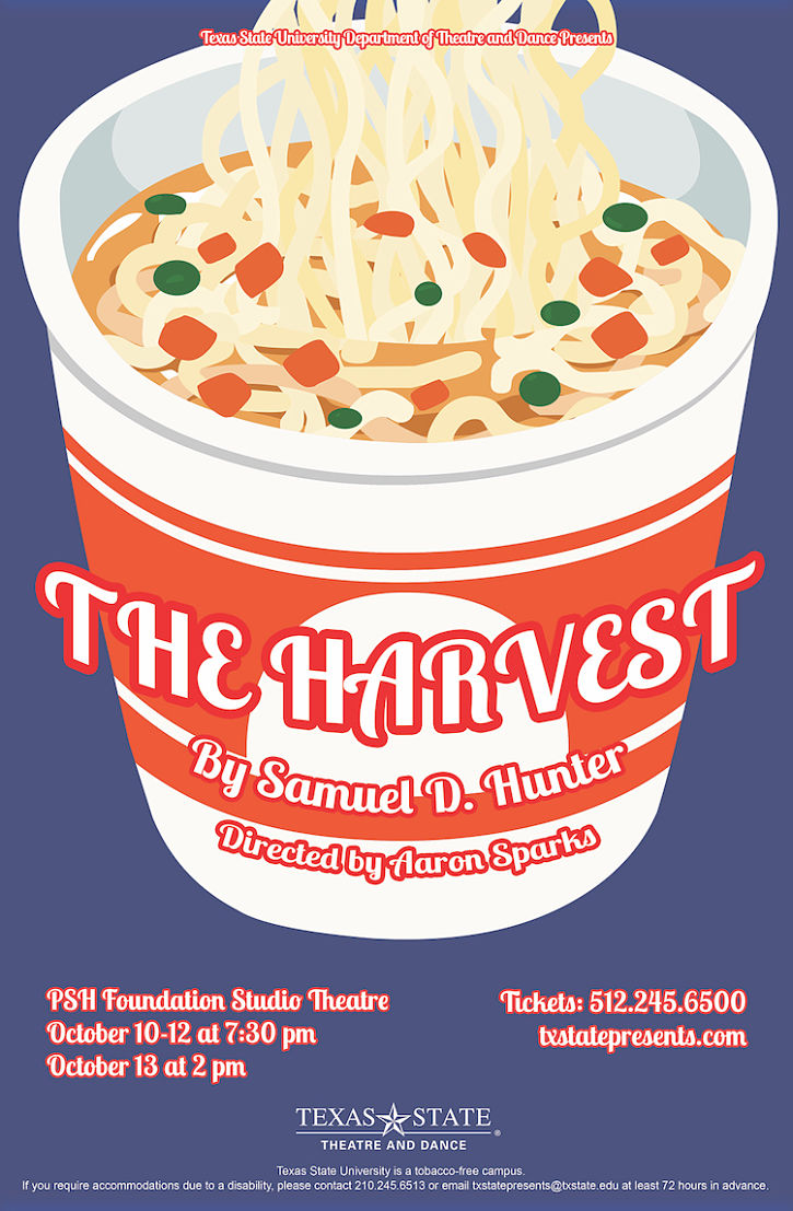The Harvest by Texas State University
