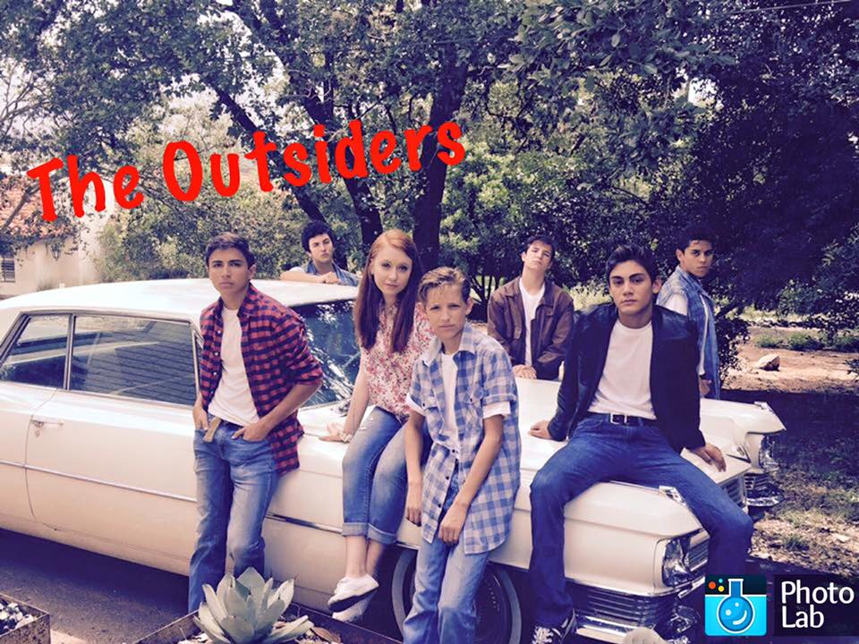 The Outsiders by Performing Arts Academy of New Braunfels