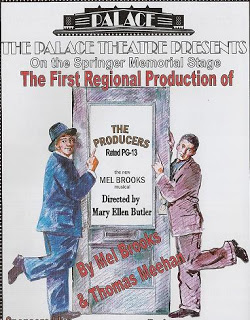 The Producers by Georgetown Palace Theatre