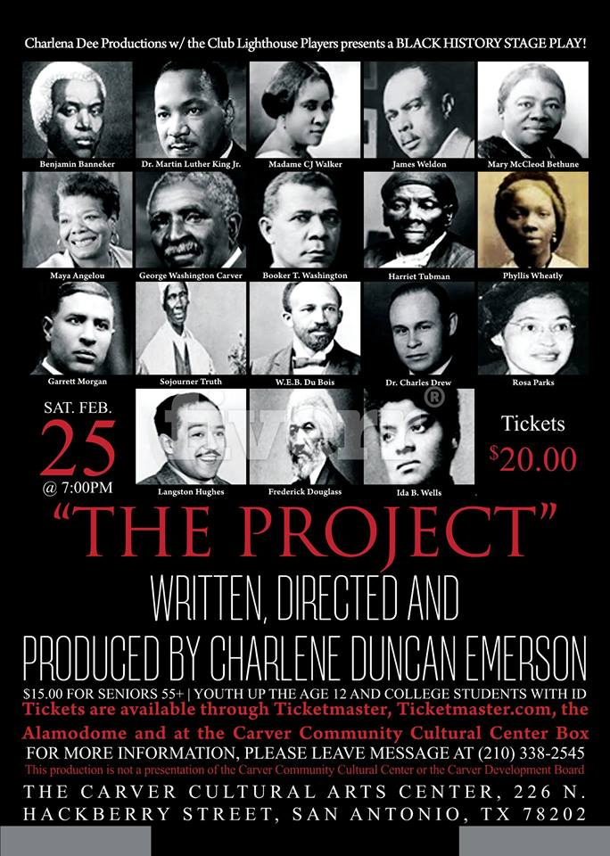 The Project by Charlene Duncan Emerson