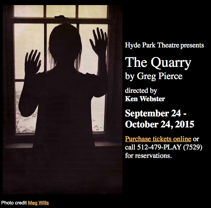 The Quarry by Hyde Park Theatre