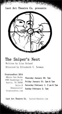 The Sniper's Nest by Last Act Theater Company